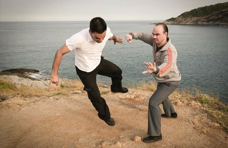Interview with Sifu Adam Mizner - Tai Chi Chuan Magazine